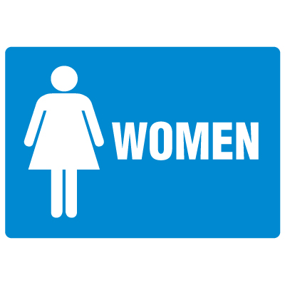 Anti-Microbial Signs - Women