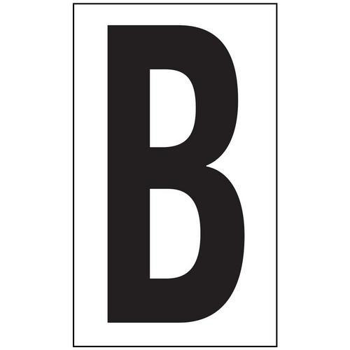 Anti-Slip Aisle Markers - B
