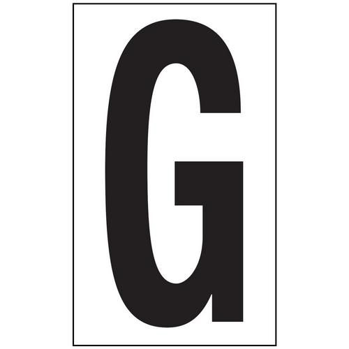 Anti-Slip Aisle Markers - G