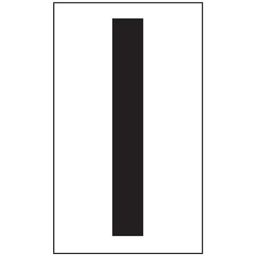 Anti-Slip Aisle Markers - I