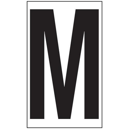 Anti-Slip Aisle Markers - M