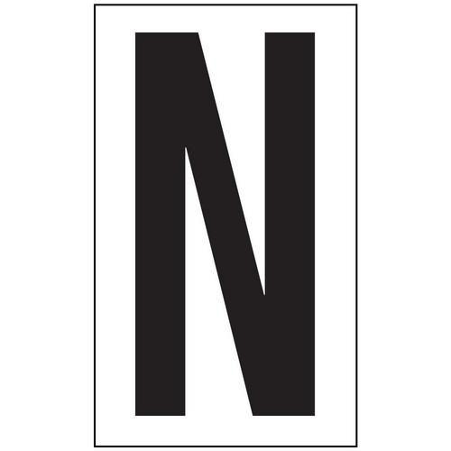Anti-Slip Aisle Markers - N