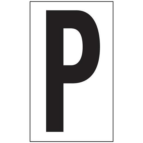 Anti-Slip Aisle Markers - P