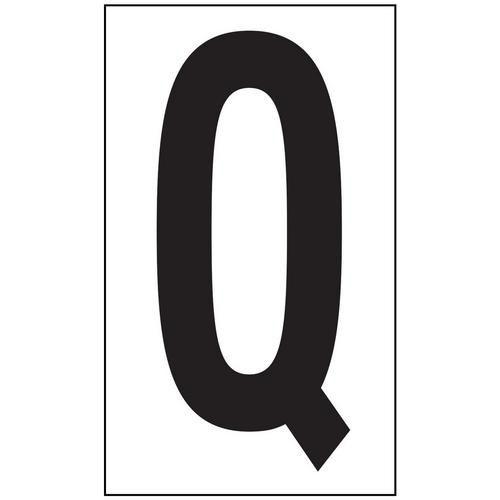 Anti-Slip Aisle Markers - Q