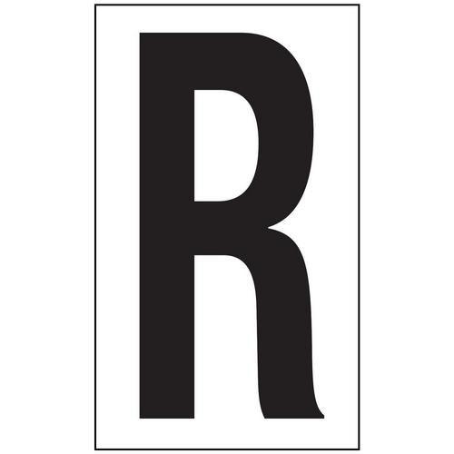 Anti-Slip Aisle Markers - R