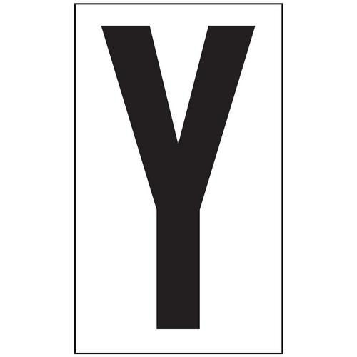 Anti-Slip Aisle Markers - Y