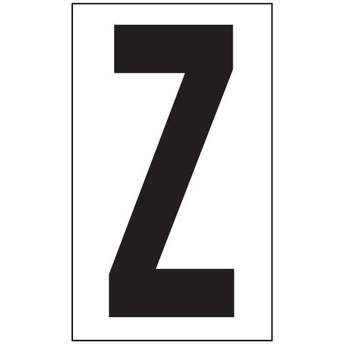 Anti-Slip Aisle Markers - Z