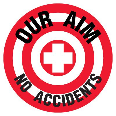 Anti-Slip Floor Markers - Our Aim No Accidents