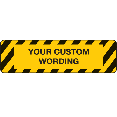 Custom Anti-Slip Stair Markers