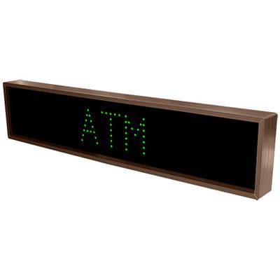 Atm Direct View Sign