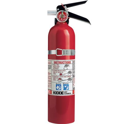 Kidde Automotive Fire Extinguisher 466422K