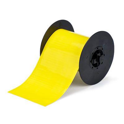 Brady B30C-4250-509-YL B30 Series Label - Yellow