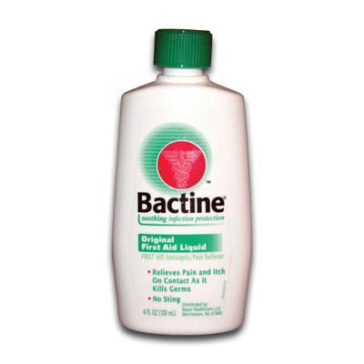 Bactine® First Aid Liquid 2007