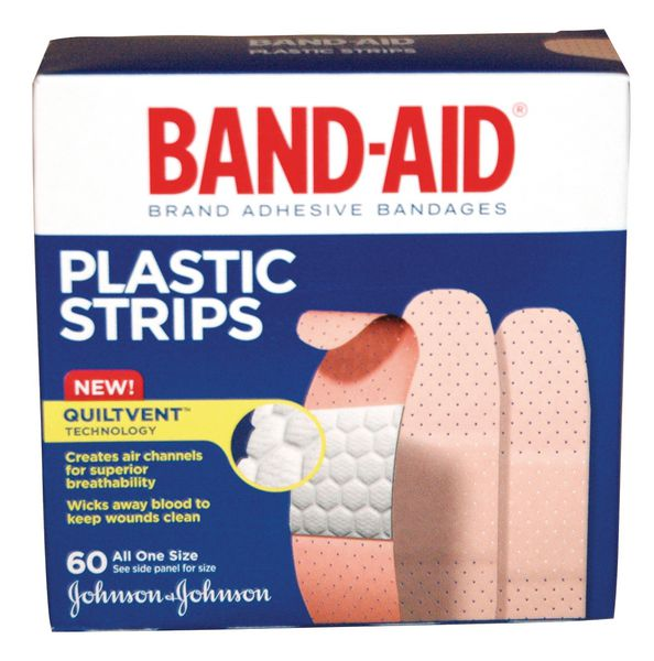 BAND-AID® Plastic Comfort-Flex™ Bandages 100563500