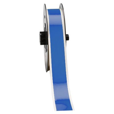 Brady B30C-1125-595-BL B30 Series Label - Blue