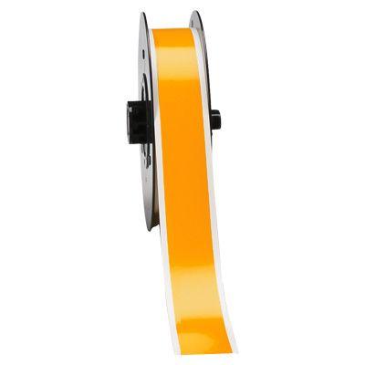 Brady B30C-1125-595-OR B30 Series Label - Orange