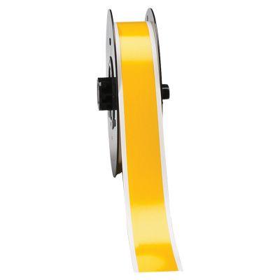 Brady B30C-1125-595-YL B30 Series Label - Yellow