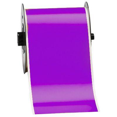 Brady B30C-4000-595-PL B30 Series Label - Purple