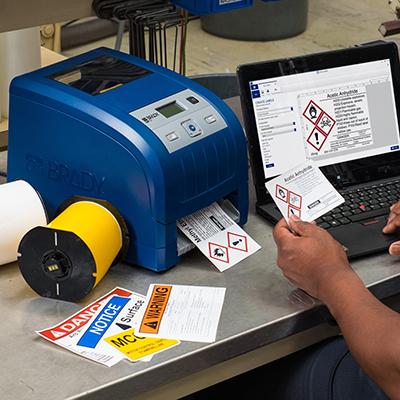 Brady BBP30 Label Printer