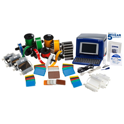 BBP31 Sign and Label Maker and Pipe ID Supply Kit