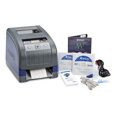 Brady BBP33 Label Printer w/ Cutter and MarkWare Software