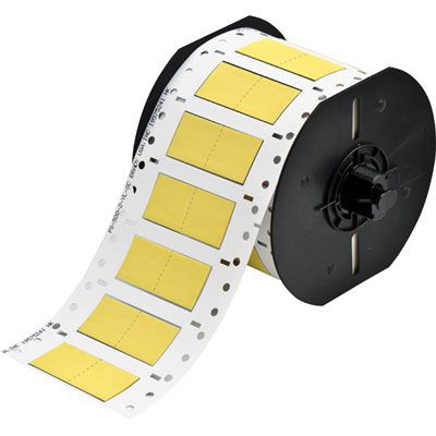 Brady B33-500-2-342YL-2 BBP33 Label - Yellow