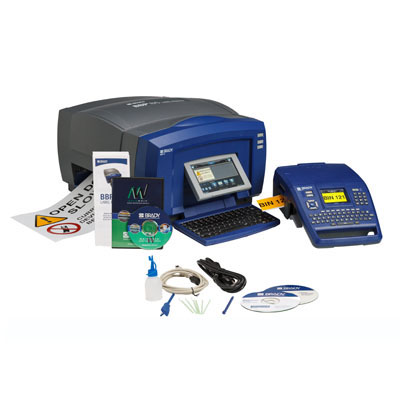 Brady BBP85 Label Printer with BMP®71 and MarkWare Lean