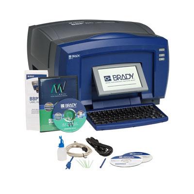 Brady BBP85 Label Printer with MarkWare Lean