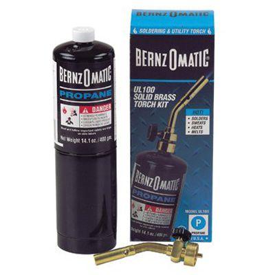 BernzOmatic® - Basic Propane Torch Kits UL100