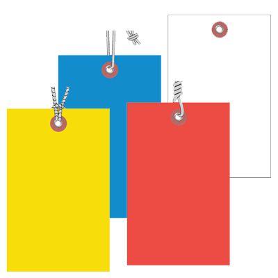 Blank Colored Tyvek™ Tags