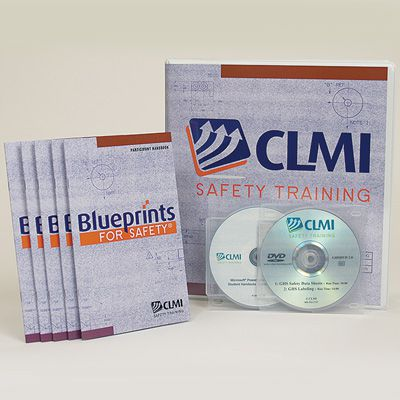 Blueprints for Safety® Construction Fall Protection Training DVDs