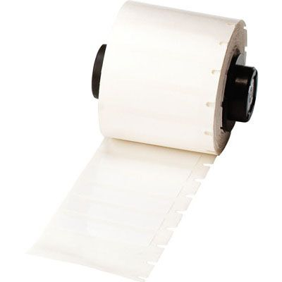Brady PTL-45-422 BMP71 Label - White