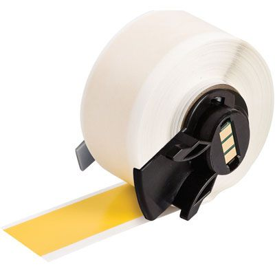 Brady PTL-8-439-YL BMP71 Label - Yellow