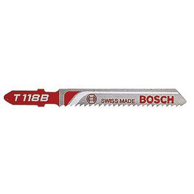 Bosch Power Tools - HSS Jigsaw Blades T118B