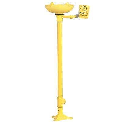 Bradley Pedestal Mount Eyewash S19-210