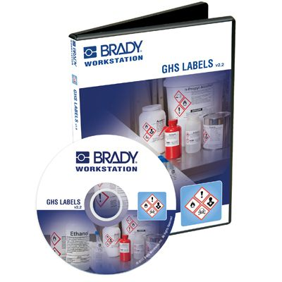 Brady GHS Label Printer Application