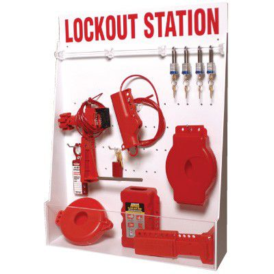 Brady Lockout Station-Standard