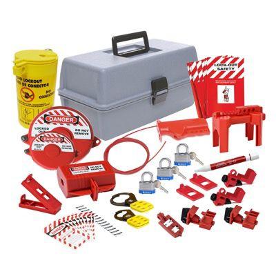 Brady Brady Maintenance Lockout Kit - Part Number - 134032 - 1/Each