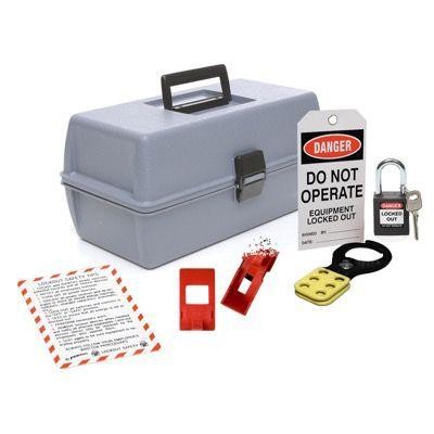 Brady Brady Operator Lockout Tagout Kit - Part Number - 134030 - 1/Each