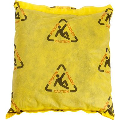 BrightSorb High-Visibility Absorbent Pillows