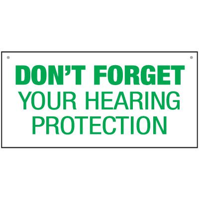 Bulk General Safety Signs - Don