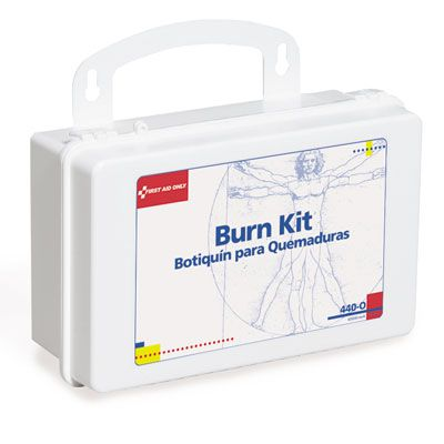 First Aid Only 10 Unit Burn Kit 440-O/FAO