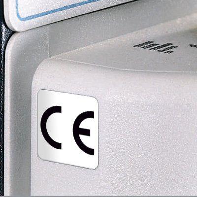Custom CE Mark Labels