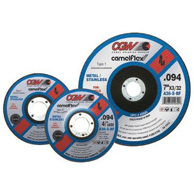 CGW Abrasives - Thin Cut-Off Wheels 45021
