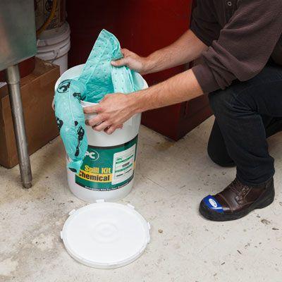 HAZWIK Portable Chemical Spill Kit