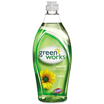 Clorox® Green Works® Natural Dishwashing Liquid CLO30168