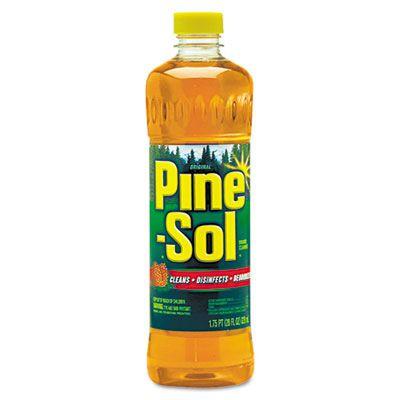 Clorox® Pine-Sol® Cleaner Disinfectant Deodorizer CLO35418EA