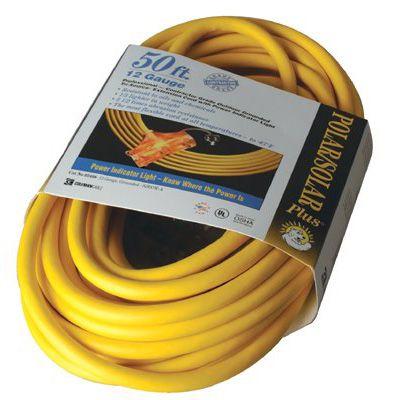 Coleman Cable - Tri-Source™ Polar/Solar Plus® Multiple Outlet Cords