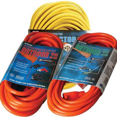 Coleman Cable - Vinyl Extension Cords