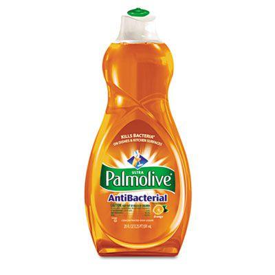 Colgate-Palmolive Ultra Palmolive® Antibacterial Dishwashing Liquid 46113